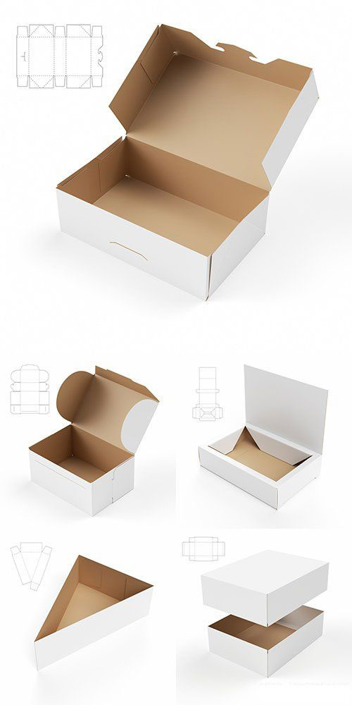Paper-Lunch-Box